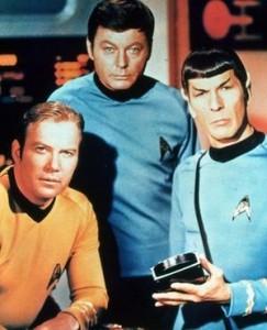 uzay yolu - mr spock cep telefonu