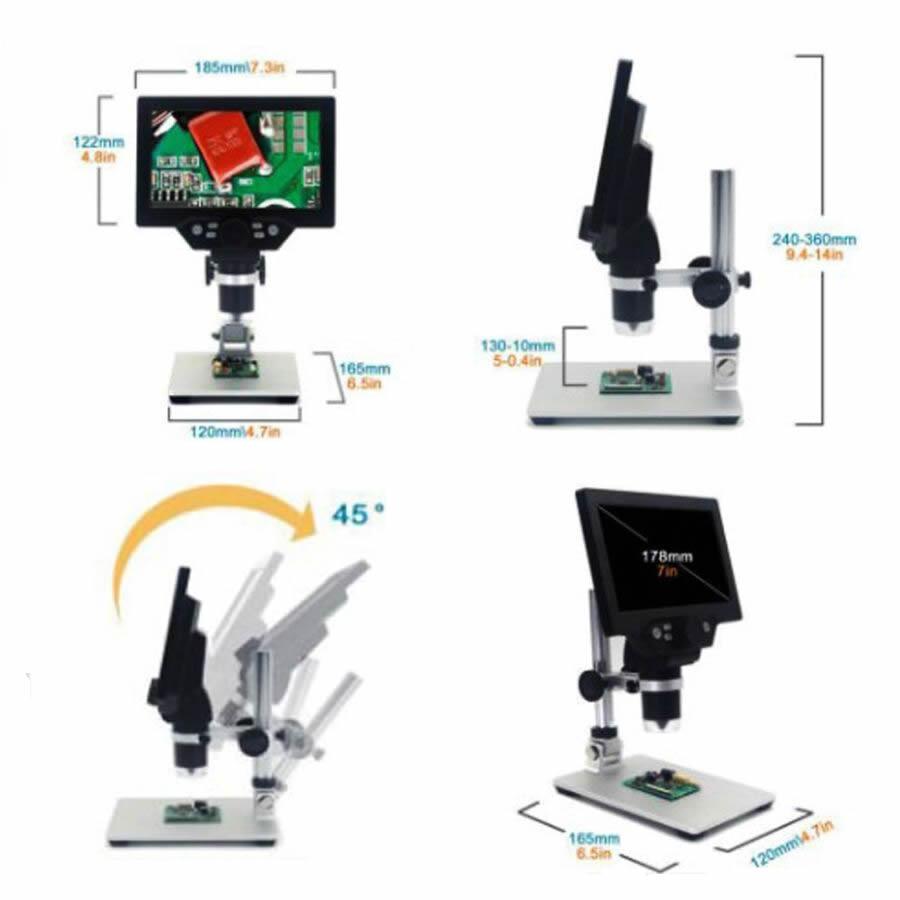 Dijital mikroskop