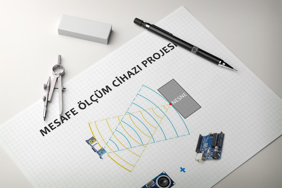 Arduino ile Mesafe Ölçüm Cihazı Projesi