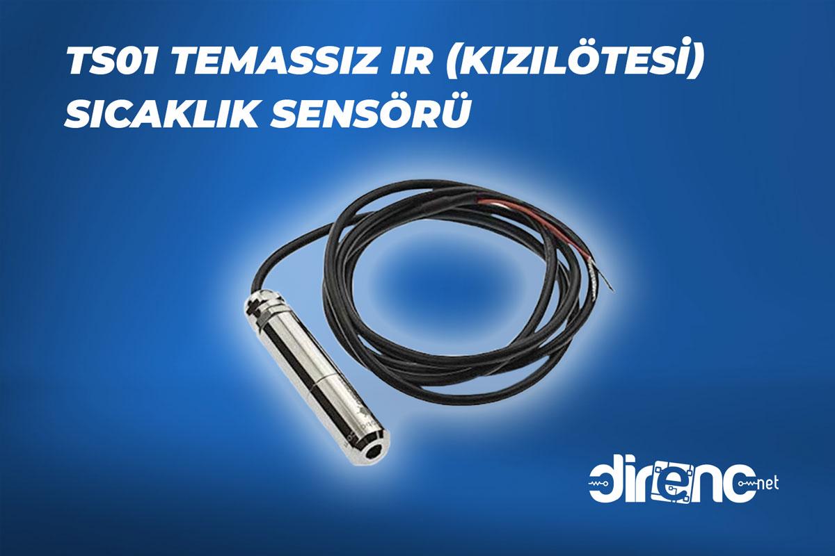 TS01 Temassız IR (Kızılötesi) Sıcaklık Sensörü