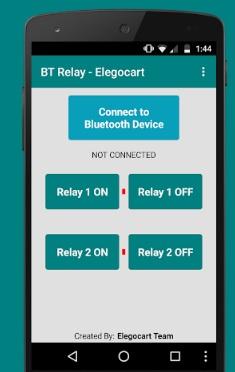 Arduino Bluetooth Röle Kontrolü - Akıllı Telefon Ayarları 2