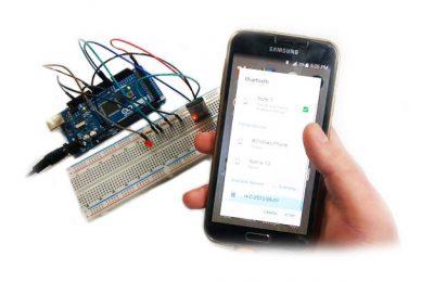 Arduino Bluetooth Röle Kontrolü - Telefon Ayarları
