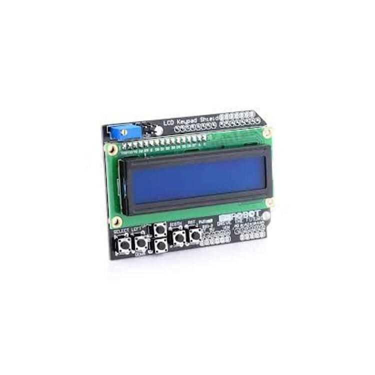 Arduino LCD Shield Kullanımı Nasıl Yapılır?
