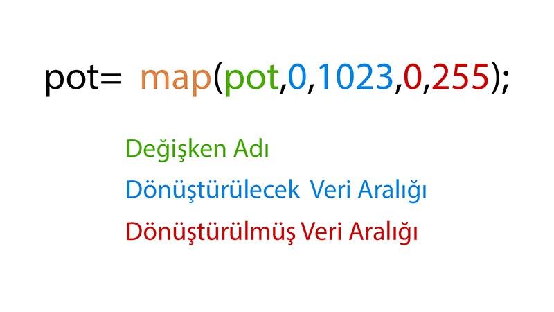 arduino-map-fonksiyonu-komutu-kullanimi