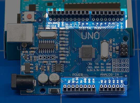 Arduino Pinleri - Pinout