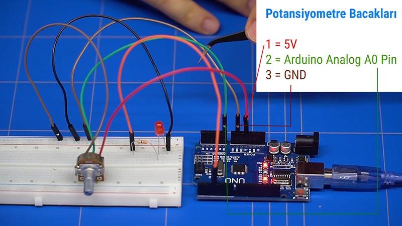 arduino-potansiyometre-kullanimi-devre-semasi