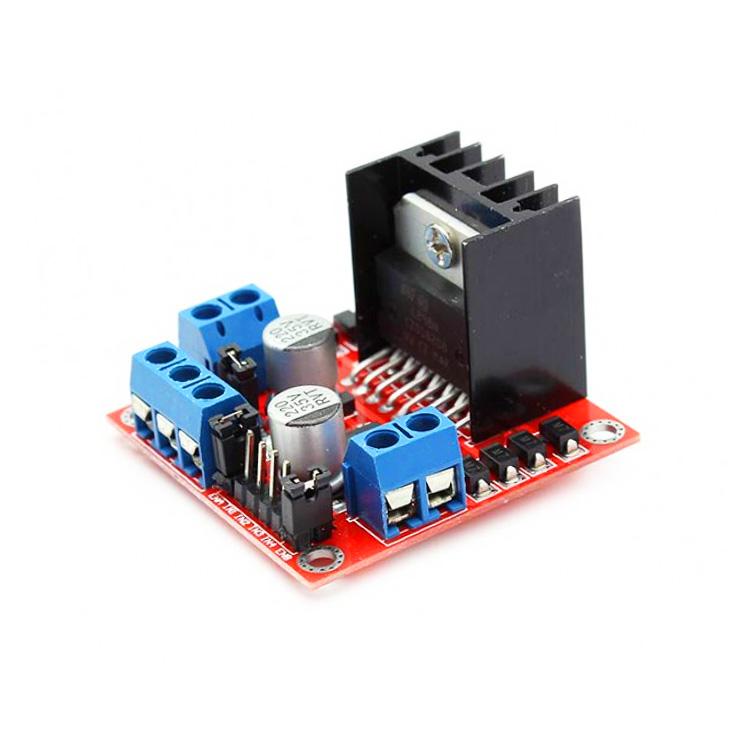 Arduino ile L298N Motor Sürücü Kullanımı