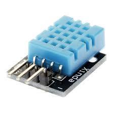 dht11 nem ve sıcaklık sensörü modülü