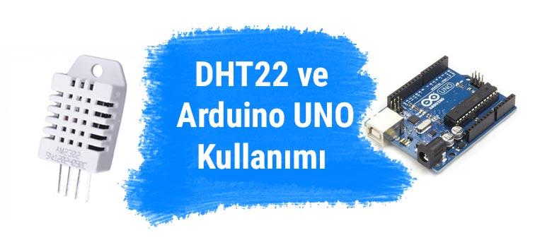dht22 arduino kullanımı