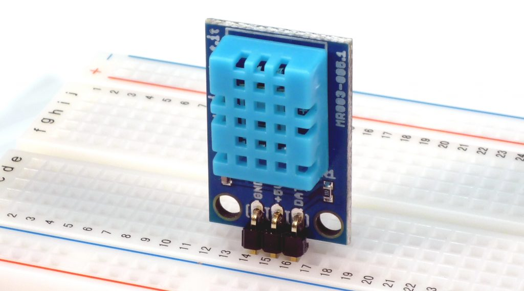 DHT11 Nem ve Sıcaklık Sensör Modulü