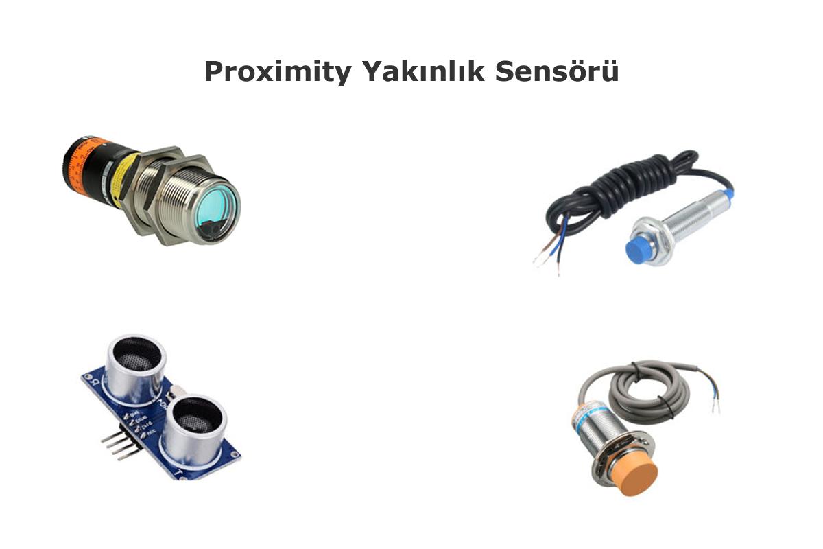 Proximity (Yakınlık) Sensörü Nedir? Çeşitleri ve Kullanım Alanları
