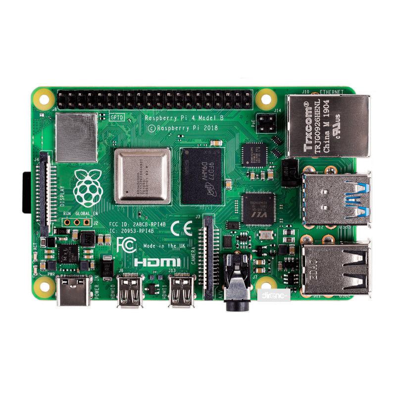 raspberry pi 4 özellikleri