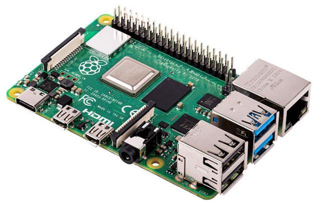 Raspberry Pi 4 Ürünü
