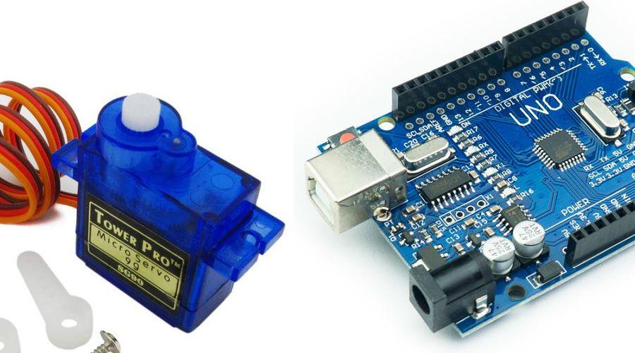 Arduino ile Servo Motor Kontrolü Nasıl Yapılır ?